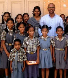 Shanti Ashram School for the Hearing Impaired